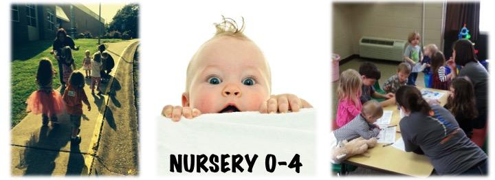 Kidlife Nursery ages 0-4